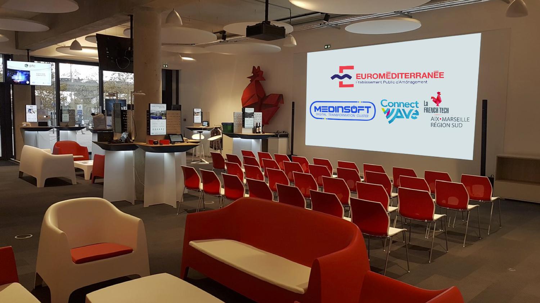 Le nouveau lieu numérique au cœur d'Aix-Marseille French Tech, La Coque, ouvre en septembre
